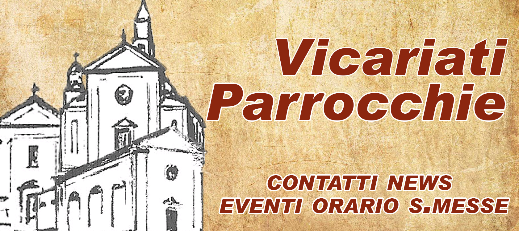 VICARIATI E PARROCCHIE